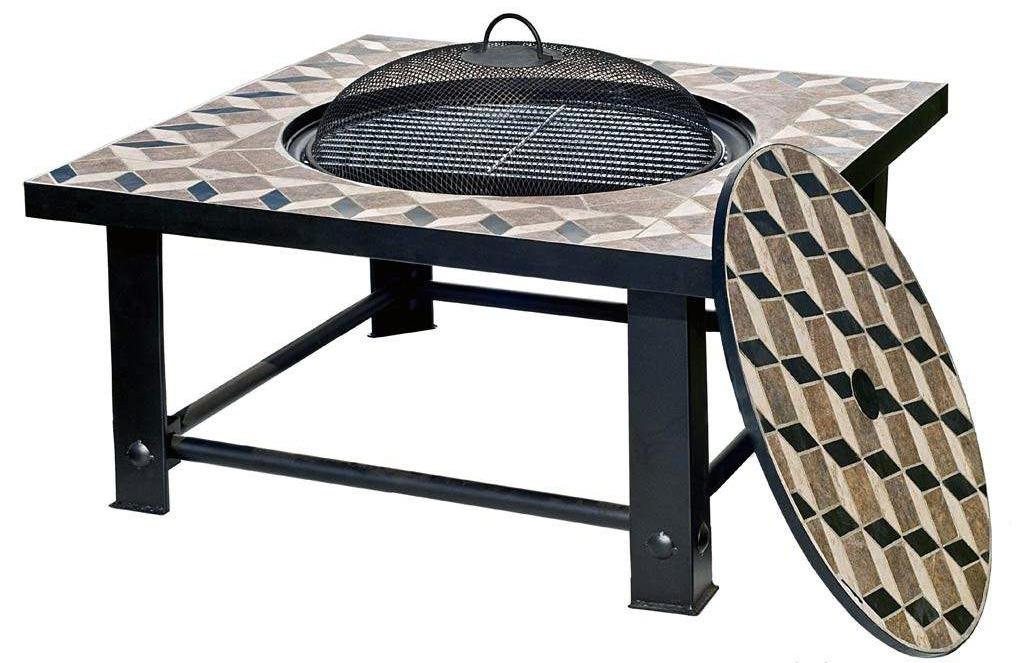 Brasero barbecue combustibles et mod les - Table jardin barbecue creteil ...