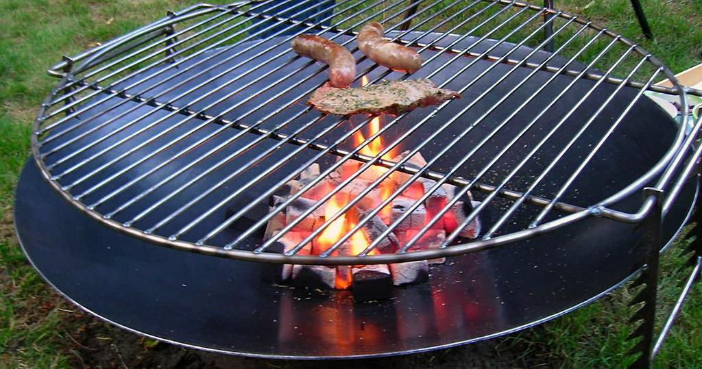 Brasero barbecue combustibles et mod les - Fabriquer un brasero ...