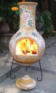 cheminées mexicaines