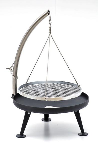 le barbecue brasero inox. Black Bedroom Furniture Sets. Home Design Ideas
